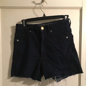 AE Cutoff Jean Shorts